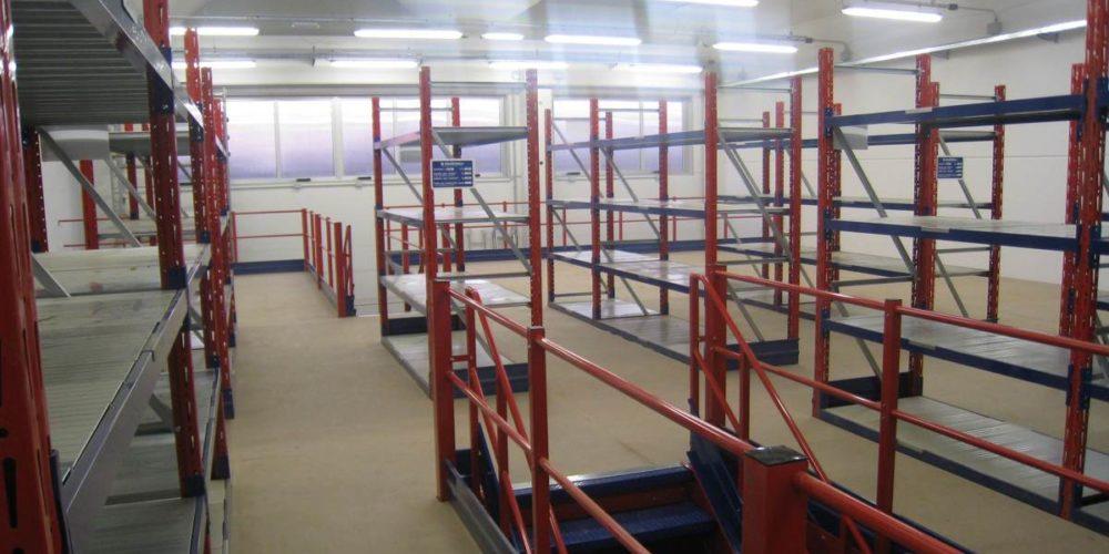 Warehouse 16
