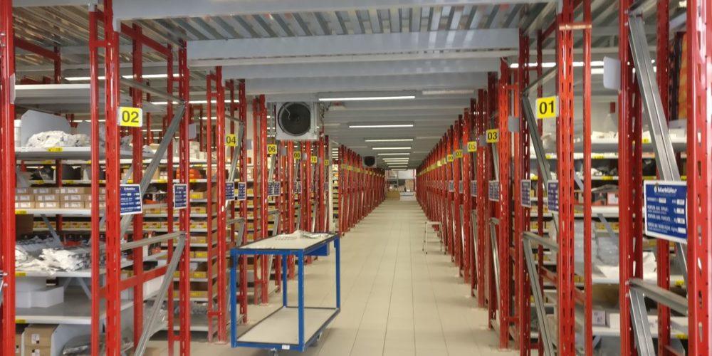 Warehouse 20