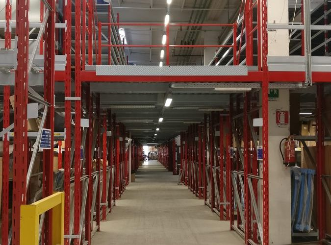 Warehouse 25